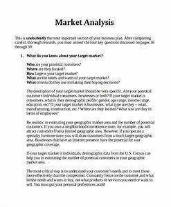 13+ Sample Market Analysis – PDF, DOC | Sample Templates