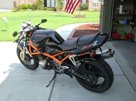 Suzuki Bandit Motorcycle by Suzuki Bandit 400 Adventure Rider