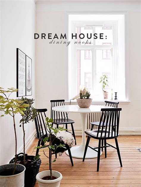 Dream House Dining Nook Sfgirlbybay