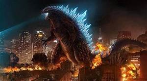 Godzilla Wallpapers - Wallpaper Cave