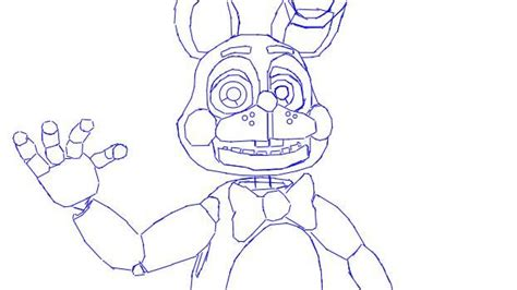 Fnaf Ennard Free Coloring Pages