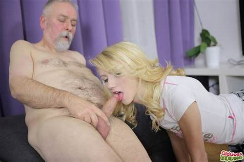 Youthful Lady Ultimate Tease Before Porn #Old #Goes #Young
