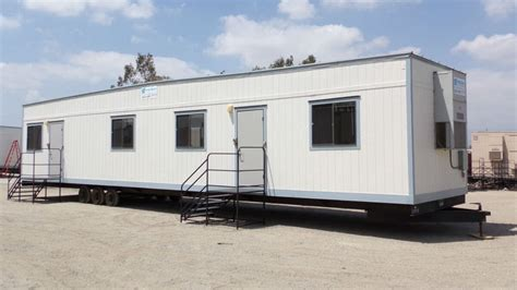 Office Space Trailer by 12x56 Design Space Modular Buildings