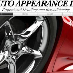 auto appearance   auto detailing   city