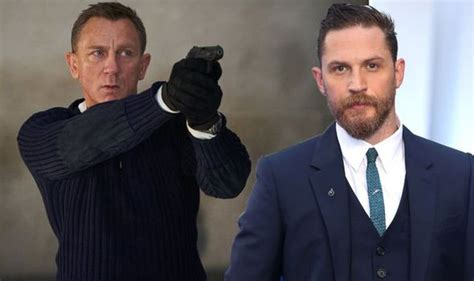 James Bond: Tom Hardy steps in as next possible 007 in ...