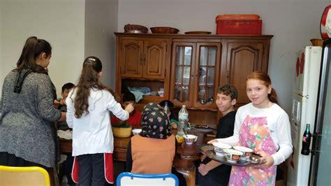 atelier cuisine pour les enfants al andalous