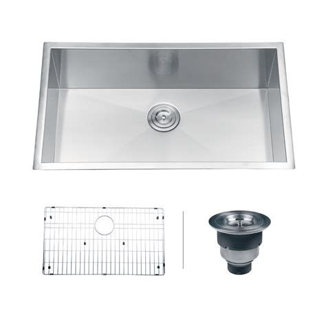 Faucet For Ruvati Sinks by Ruvati Rvh7405 Undermount 16 32 Kitchen Sink Single