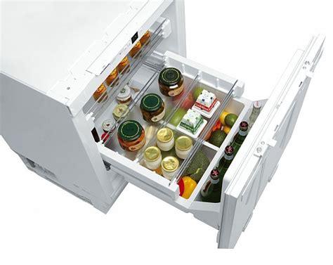 cuisine sonore réfrigérateur tiroir encastrable sous plan tout utile 119l a liebherr réf uik1550