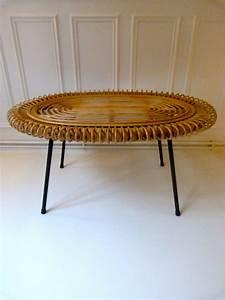 Table Basse Rotin : table basse rotin ~ Teatrodelosmanantiales.com Idées de Décoration