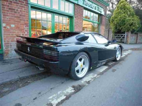 Those who really wanted to stand out in the eighties (no mean feat, we'll admit), took their ferrari straight to willy koenig's tuning studio, for a steroidal injection of unashamed muscle. Ferrari Testarossa Koenig Special. car for sale