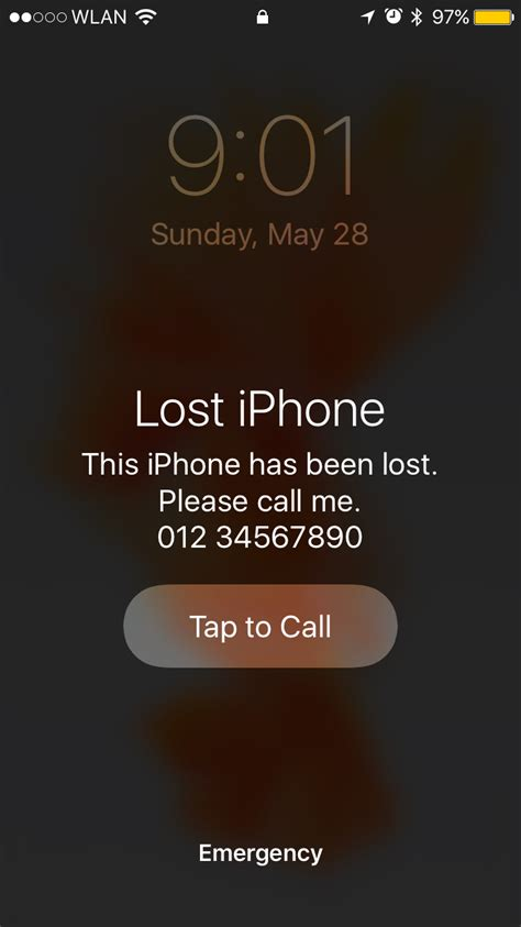 lost mode on iphone iphone in lost mode iphone 101 how to use lost mode to 2029