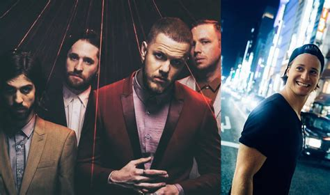 Imagine Dragons Release Collab With Kygo