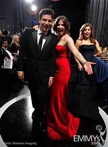 Actors Josh Radnor, Cobie Smulders and Alyson Hannigan ...