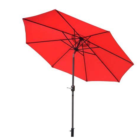 9 ft of black patio umbrella ctu102