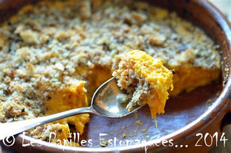 comment cuisiner la courge butternut gratin de courge butternut provençal les papilles