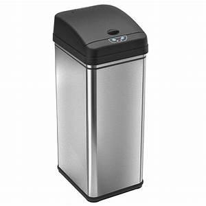 Poubelle Automatique Pas Cher : poubelles automatiques ~ Dailycaller-alerts.com Idées de Décoration