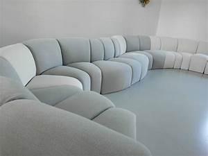 Exklusive Sofas Und Couches : exclusive sectional sofa model 100 mississippi by artifort 17 elements at 1stdibs ~ Bigdaddyawards.com Haus und Dekorationen