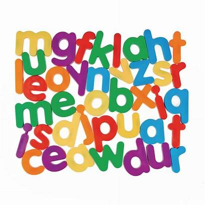 Magnetic Letters Jumbo Clipart Case Lower Lowercase