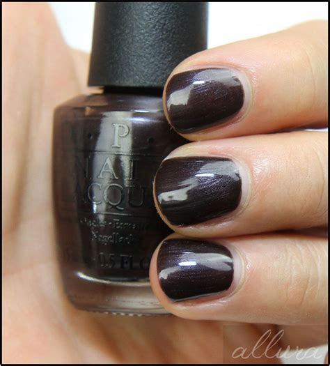 love is hot and coal opi opi gwen stefani holiday 2014 collection love is hot and