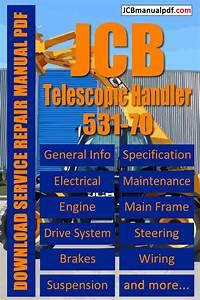 Pin On Jcb Telescopic Handler Service Manual Pdf