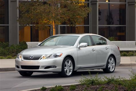 Lexus Updates 2010 Gs Sedan Tech, Gives Hybrid Gs 450h New
