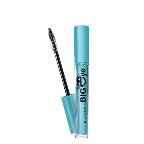 Silkygirl Mascara Big Eye silkygirl big eye collagen waterproof mascara 01