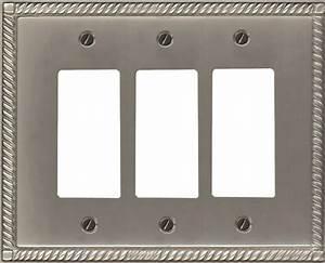 Plaque Décorative Murale : atron plaque murale d corative triple d cora laiton tain plein home depot canada ~ Preciouscoupons.com Idées de Décoration