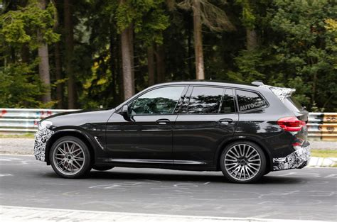Bmw X3 M Confirmed With High-revving Six-cylinder Turbo
