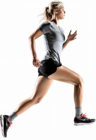Athlete Renderings Female Runner Dzzyn αποθηκεύτηκε από