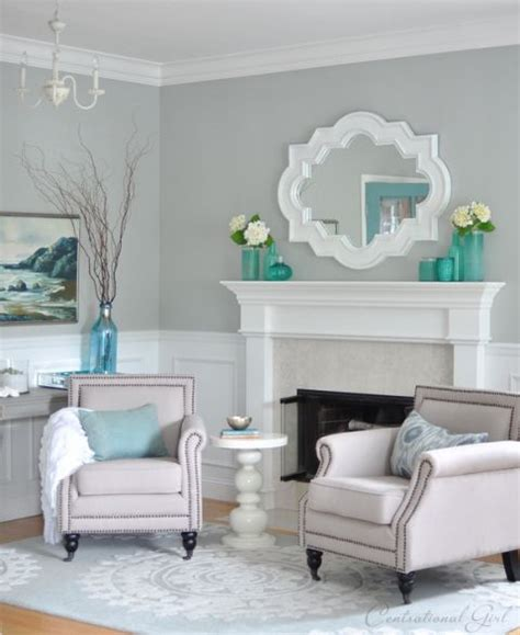Blue Gray Living Room Paint by 25 Dreamy Blue Paint Color Choices House Paint