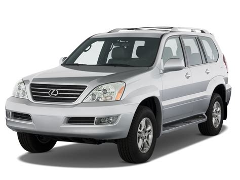 lexus gx reviews  rating motortrend