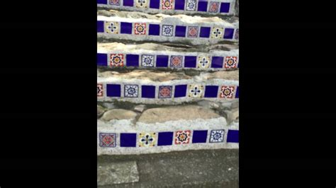 azulejos de talavera mexicana youtube