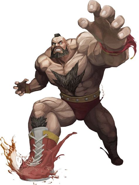 Zangief Street Fighter X Tekken Wiki Fandom Powered By