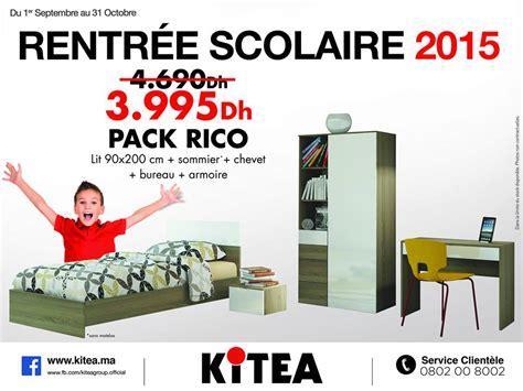 maroc bureau catalogue kitea maroc promotion de la rentrée scolaire 2015 kitea