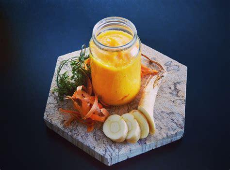 cuisiner un panais recette de purée de panais et carotte avec ou sans jambon