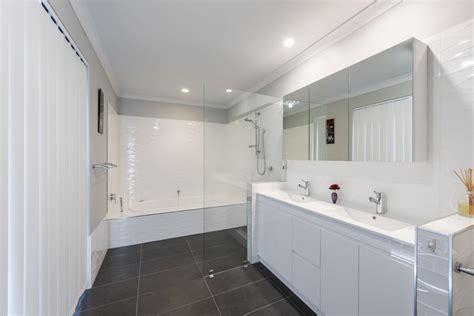 small bathroom renovations  designs wa assett perth