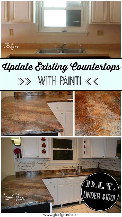 cheap kitchen counter makeover best 25 countertop makeover ideas on cheap 5297