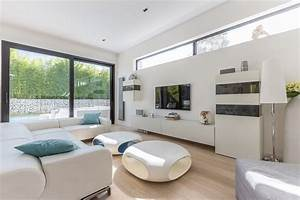 Architecture  U00e9pur U00e9e Et Design Minimaliste Pour Une Maison