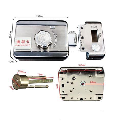 Pcs Chip Key Tags Door Gate Lock Access Control System