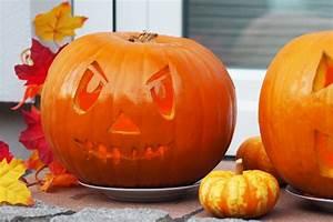 Halloween Kürbis Bemalen : kinderleichte anleitung zum k rbis schnitzen ~ Eleganceandgraceweddings.com Haus und Dekorationen