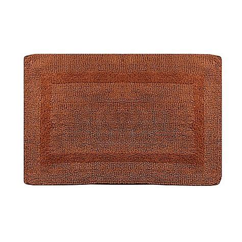 Buy Wamsutta® Reversible 30 Inch x 48 Inch Bath Rug in Brick from Bed Bath & Beyond