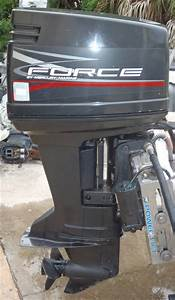 75, Hp, Mercury, Force, Outboard