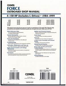 75 Hp Chrysler Outboard Motor Manual
