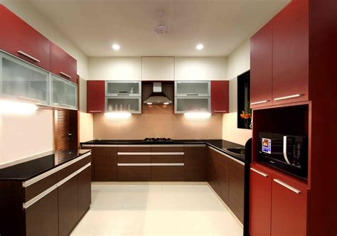 modern interior design kitchen top 10 modern indian kitchen interiors interior 7631