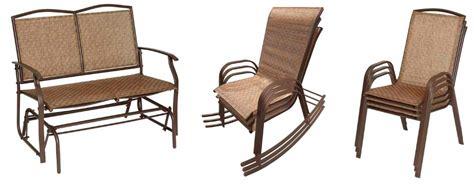 aldi patio furniture set aldi 6 patio set only 89 99 more hip2save