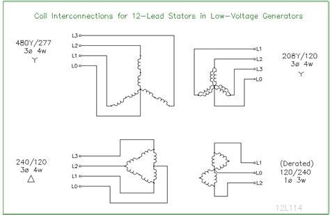 Lead Stator Generators Schematics Ecn Electrical Forums