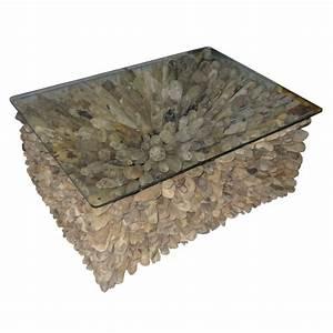 Table Basse En Bois Flotté : table basse en bois flott ~ Preciouscoupons.com Idées de Décoration