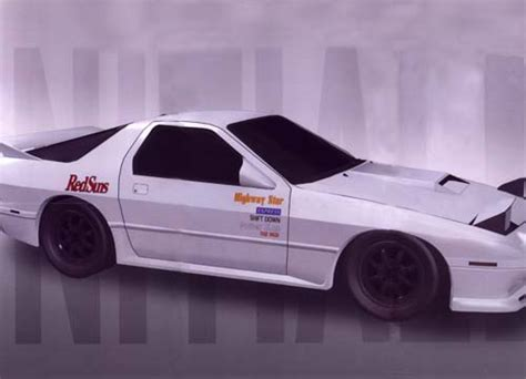 initial  world pictures gallery mazda savanna rx  fcs