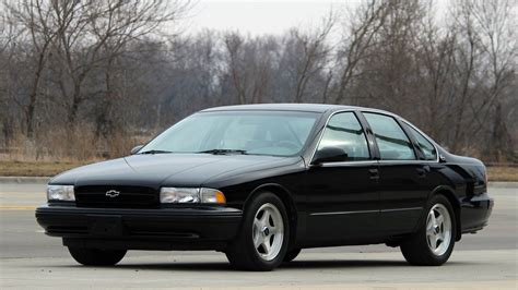 chevrolet impala ss how the impala ss became a 1990s classic hagerty articles