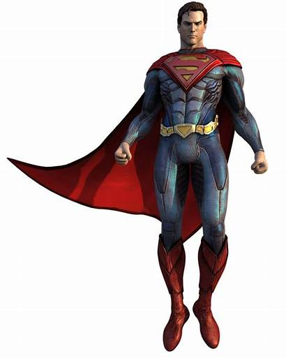 Superman Injustice Among Gods Transparent Background Son